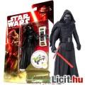 Eladó 10cmes Star Wars figura - Kylo Ren - Episode VII / VIII maszkos megjelenés fénykarddal - 5 ponton mo