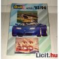 Revell '93/94 Katalógus (99732) (4képpel :) Magyar+3nyelven