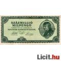 Eladó 100.000.000 Milpengő  1946