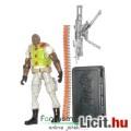 Eladó GI Joe figura - 25th Roadblock v17 100% komplett katona figura zöld mellényes verzió támaszos sz