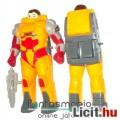 Eladó Transformers figura - G1 Landmine Pretender burok és fegyver Vintage / Retro 16cmes robot figura