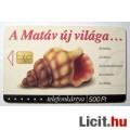Eladó Telefonkártya 2001/02 - A Matáv Új Világa (2képpel :)