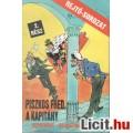 Eladó Magyar képregény - Rejtő Jenő Piszkos Fred, a kapitány 2. rész teljes képregény sorozat - használt,