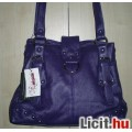 Új,LaraBi, gyönyörű és egyedi, lila táska,KIÁRUSÍTÁS!!!