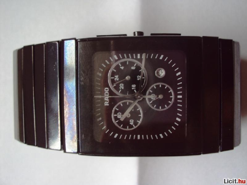 Licit.hu High-Tech Rado Ceramica Jubilé replika férfi óra Az ... 30fab7c6d9