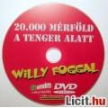 Eladó 20.000 Mérföld a Tenger Alatt Willy Foggal Jogtiszta DVD Használt 2kép