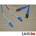 Optikai kábel 7,5m-es, 2 x LC + 2 x FC