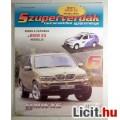 Eladó Szuperverdák 6.szám BMW X5 (Autó nélkül) 4kép+Tartalom :)
