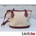 Eladó *Két fülű barna-bézs váll táska