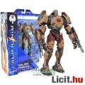 Eladó 18cm-es Pacific Rim 2  / Tűzgyűrű Jaeger figura - Valor Omega mozgatható robot figura cserélhető alk