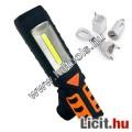 Eladó Led-es akkus szerelőlámpa usb töltővel