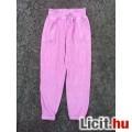 Eladó # Kiki&Koko Rózsaszínű Szabadidő plüss nadrág 116-os