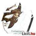 Eladó Pankráció maszk - Sin Cara fehér-fekete felvehető Pankrátor Maszk - Lucha / Luchardor mexikói típusú