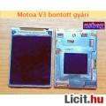 BBontott LCD kijelző: Motorola V3