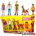 Eladó 12cm-es Scooby-Doo és a Banda 5db figura ajándékcsomag szett - Szkubi kutya, Bozont, Fred, Diána és