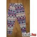 Eladó C&A mintás buggyos capri nadrág,méret:134