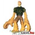 Eladó 14cmes Pókember figura - Homokember / Sandman figura óriásmarkú megjelenéssel, csom. nélkül