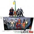 Eladó 18cmes Dark Knight Returns figura szett Batman Superman Joker és Robin figurákkal és összeállítható