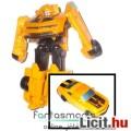 Eladó Transformers figura 7cm-es Autobot Bumblebee / Űrdőngó sárga autóvá alakítható robot figura mozi meg