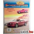 Eladó Szuperverdák 16.szám Ford Mustang (Autó nélkül) 4kép+Tartalom :)