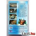 Kalifornia (Turistafilm) (1996) Jogtiszta VHS csak VHS-en adták ki 4ké