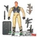 Eladó GI Joe figura - Ace V7 pilóta / driver katona figura felszereléssel és talppal - Hasbro - csom. nélk