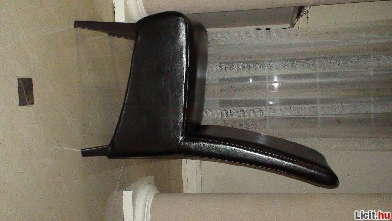 Licit.hu Bőr étkező székek (6 db) Az ingyenes aukciós piactér ...