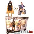 Eladó 18cm-es Batman Arkham Batgirl és Oracle / Barbara Gordon figura - DC Comics gyűjtői figura szett moz