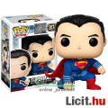 Eladó 10cmes Funko POP figura Superman figura mozi megjelenéssel - DC Comics Igazság Ligája / Justice Leag