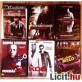 Eladó DVD film csomag, A legkeményebb akcók válogatás