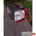 *peiga Kemping gázgrillező és főző készülék (német gyártmány)