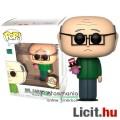 Eladó 10cmes Funko POP South Park - Mr Garrisonés Kalap Úr figura - nagyfejű karikatúra TV sorozat figura