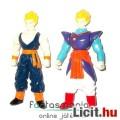 Dragon Ball / Dragonball figura - 9cm-es Son Gohan kétféle öltözetben - 2db Bandai minifigura - hasz
