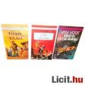 Eladó Használt könyv - 3db scifi - Titkok Világa, Klau Rabszolgái, Küldetés a Csillagokhoz - régi Phenix S