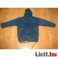 Eladó Sötétkék vékony bélésű átmeneti kabát,méret:152