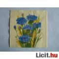 szalvéta - búzavirág