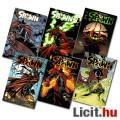 Eladó x új Spawn 01-06. szám v2 képregény sorozat - teljes füzet sorozat egyben, Új állapotú magyar nyelvű