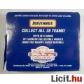 Matchbox MLB-94-09 (MB53) Ritka (1994) Minnesota Twins Bontatlan 4képp