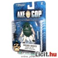 Eladó Axe Cop képregény figura - Avocado Soldier figura fegyverrel és fejére csatolható unikornis szarvval