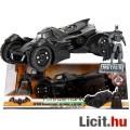 Eladó 1:24 nagy Batman - Batmobile modell autó - Arham Knight Batmobil fém játék autó makett guruló kereke