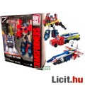 Eladó 18-20cm-es Transformers figura - Optimus kamion / repülő robot - G1 stílusú Generations Titans Retur