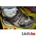 Új, eredeti Dr. Punto Rosso bőr bronz barna cipő