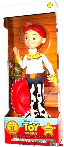 17033f5d0718c Licit.hu 40 cm-es Toy Story - beszélő Jessie figura kalappal ...