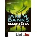Eladó Iain M. Banks: Ellentétek