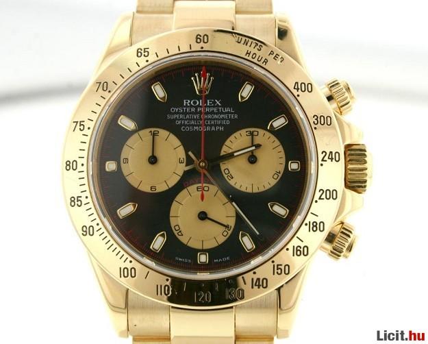 Licit.hu Rolex Daytona Replika Óra Az ingyenes aukciós piactér ... 108947aae5