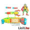 Toxic Avenger / Crusaders figura és jármű szett - 25cm-es Turf Suerfer szörfdeszka és Major Disaster