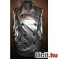 Eladó Ezüst színű női kabát,méret:38