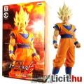 Eladó 20cm-es Dragon Ball Z figura - Son Goku / Songoku Super Saiyan 2 szobor figura - Banpresto SCultures