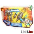 Eladó Batman figura - 14cm-es Batman figura + felszerelés / jármű szett - Bátor és Vakmerő