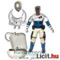 Eladó GI Joe Vintage figura - Static Line 1990 figura sisakkal, fegyverrel és pöcöksérült hátizsákkal - ré